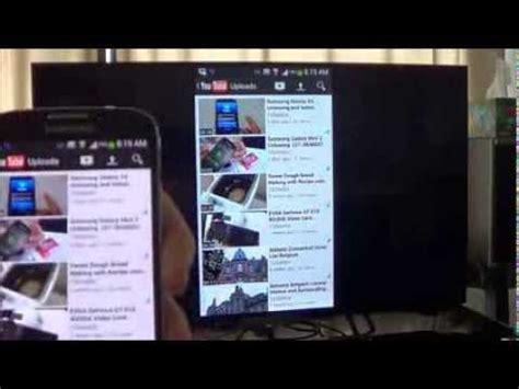 screen mirroring to samsung tv screen mirroring on samsung galaxy s4 to sony bravia kdl