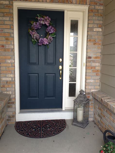 Entry Door With Window by Plain Front Door With One Side Window Amanda Snelson