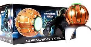 Spiderman Green Goblin Pumpkin Bomb by Spiderman 3 Green Goblin Pumpkin Bomb Planetkrypton Net