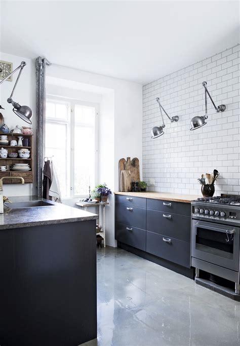 cuisine smidt style scandinave esprit industriel