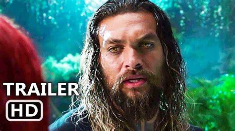 aquaman trailer espanol doblado  nuevo  youtube