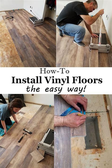 Flooring Ideas For Kitchen - the 25 best installing vinyl plank flooring ideas on pinterest floating vinyl flooring