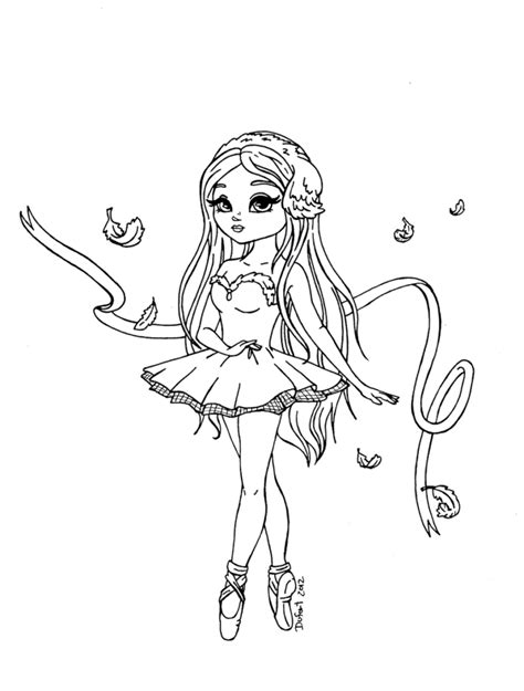 nutcracker ballerina coloring coloring pages
