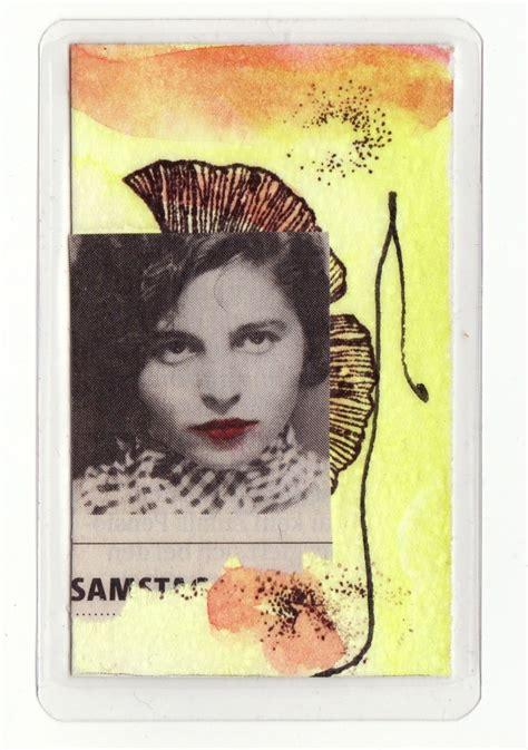 Taschenkunst.ella300 1 - Begegnung, Taschenkunst, Rot ...