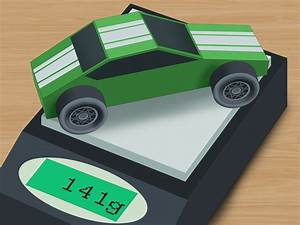 Pinewood Derby Designs How To Make A Pinewood Derby Racing Car 9 Steps With