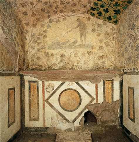 Scavi and Catacombs – Pontifical North American College