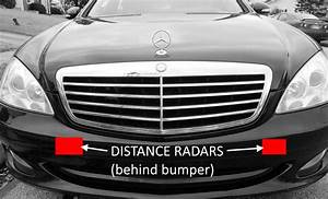 Mercedes Radar Sensor Problems  U0026 Solutions  U2013 Mb Medic