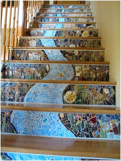 10 Amazing Ideas To Use Mosaics In Home Decor  Living