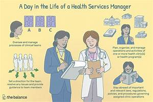 Health Services Manager Job Description  Salary  Skills