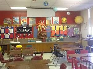 Elementary Science Classroom