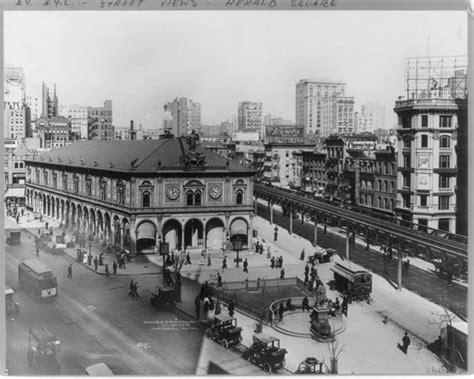 history  herald square  newspaper headquarters