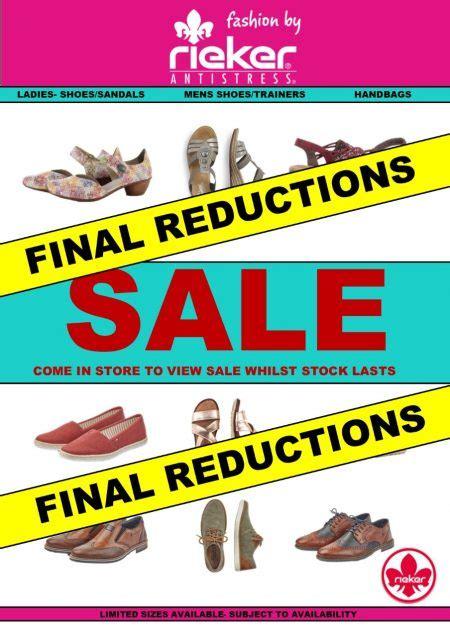 Final reductions at Rieker! | Brilliant Brighton