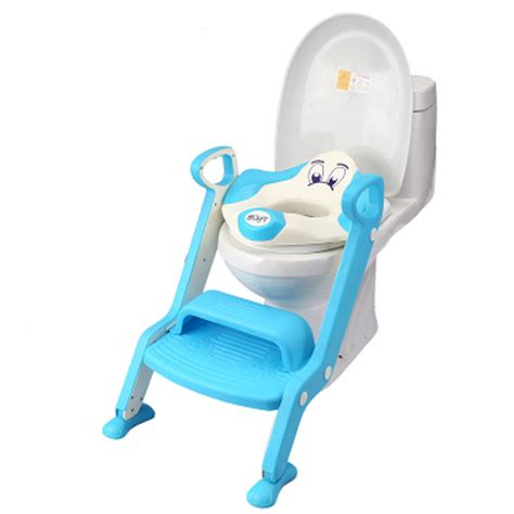The Folding Potty Seat by Baby Potty Seat Ladder Children Toilet Seat Cover