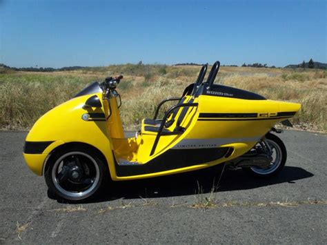 Suntrike Three Wheel Motorcycle Reverse Trike For Sale On