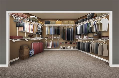 Closetmaid Systems - closetmaid the best closet organizer ideas for your home