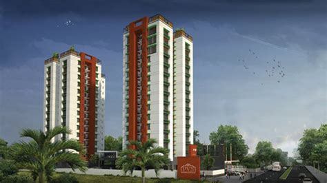 Pvs Emerald In Kozhikode, Cochin By Pvs Apartments
