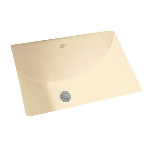 american standard studio sink american standard studio rectangular undermount bathroom