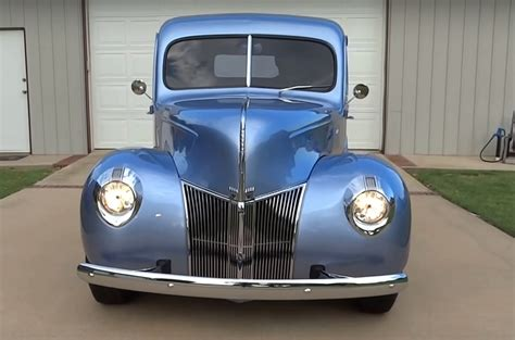 Www Ford Trucks by 1940 Ford Truck Is Restomod Done Right Ford