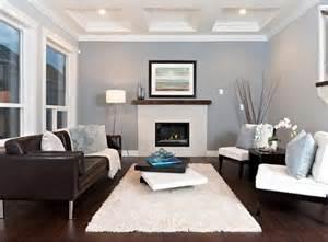 oak livingroom furniture 10 ideias de salas decoradas sofá marrom apartamento
