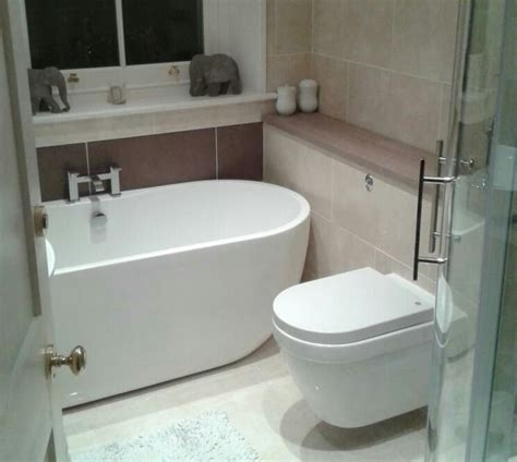 How To Fit A Bathtub In A Small Bathroom by Tiny Bathroom Design For Trying To Fit