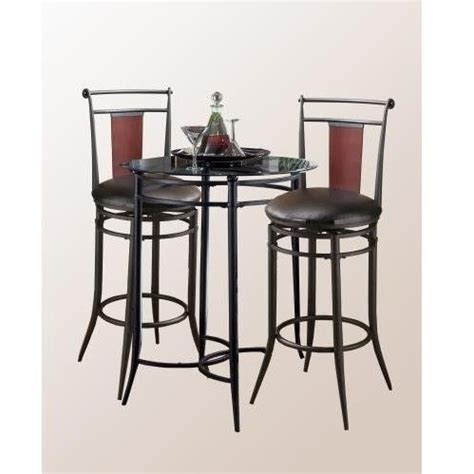 hillsdale mix n match bistro table set fawn cierra