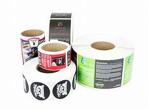 custom labels stickers on rolls are easy to use for With custom product label stickers