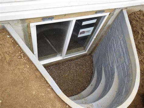 Egress Window Systems Bone Dry Waterproofing
