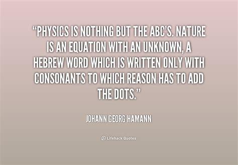 Johann Georg Hamann Quotes. Quotesgram