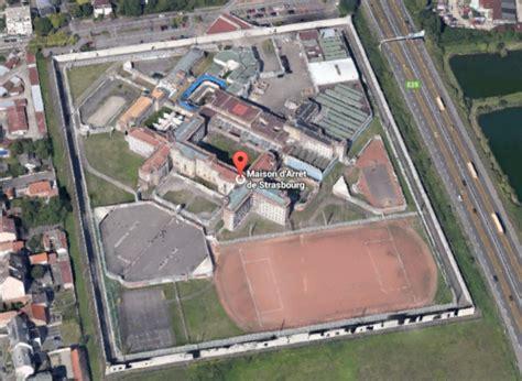 maison d arrt de strasbourg lits moisis et surveillants d 233 faillants accablant contr 244 le de la prison de strasbourg