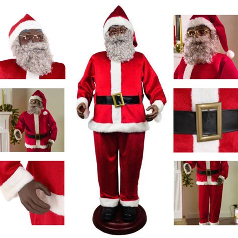 life size santa claus shop collectibles online daily