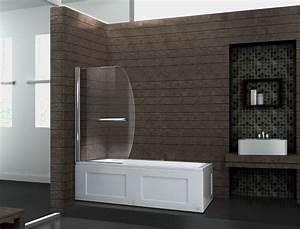 Duschtrennwand Badewanne Glas : duschtrennwand moon 90 x 140 badewanne glasdeals ~ Michelbontemps.com Haus und Dekorationen