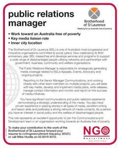 Ngo Recruitment Communications And Media Ngo Recruitment