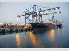 Big increase in Abu Dhabi ports cargo volume Latest