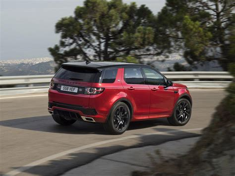 discovery land rover 2017 2017 land rover discovery sport release date and redesign