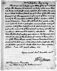 benjamin banneker letter to jefferson