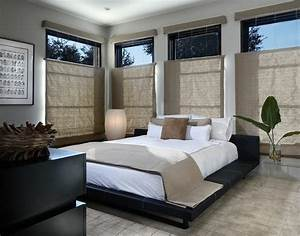 Deco Chambre Zen : chambre asiatique et zen pour un sommeil facile et serein ~ Melissatoandfro.com Idées de Décoration