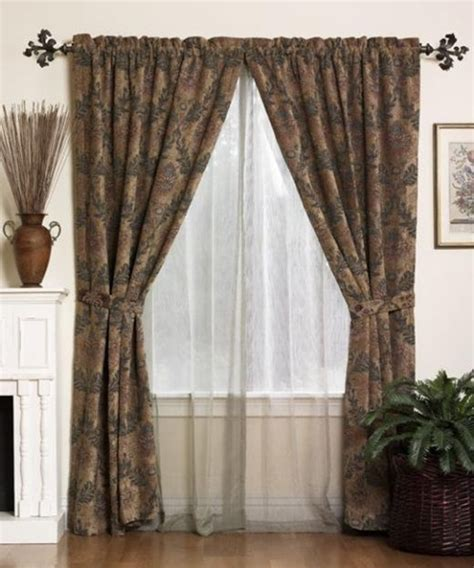 Sound Dening Curtains Three Types Of Uses by Curtain Rod Design Tips Curtain Menzilperde Net
