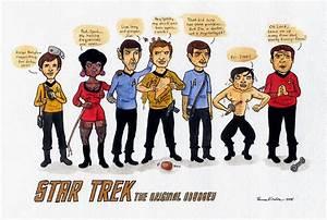 Star Trek TOS - TV-parody by HannaV on DeviantArt