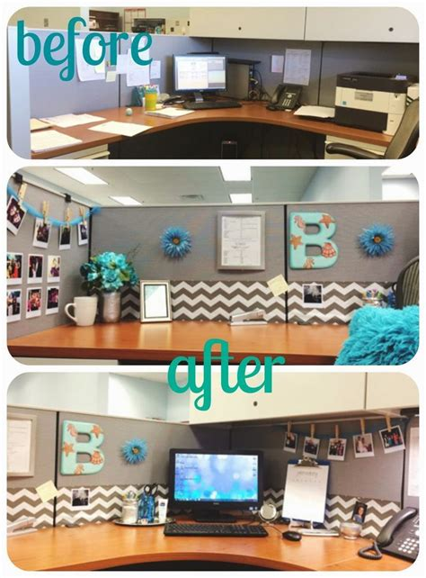 Ideas Your Office Cubicle by Diy Desk Glam Give Your Cubicle Office Or Work Space A