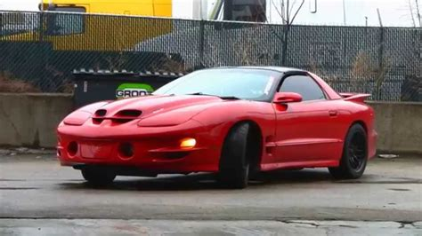 SP HP Tuners - Cris' 426whp Heads/Cam WS6 Trans Am - YouTube