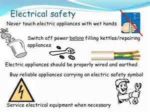 Kitchen Safety Worksheet Safety In Home 1