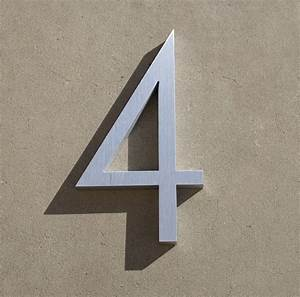 pin modern house numbers ral color chartjpg on pinterest With modern house letters