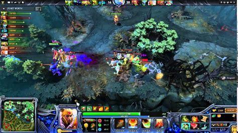 dota 2 legion commander gameplay hd youtube