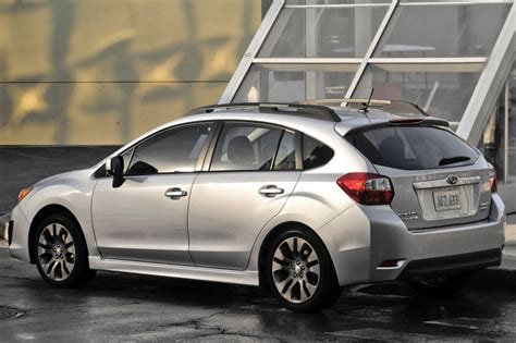 subaru impreza hatchback used 2014 subaru impreza for sale pricing features