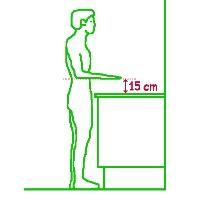 Arbeitshöhe Küche Berechnen prositex kueche arbeitshoehe und weitere k 252 chenthemen