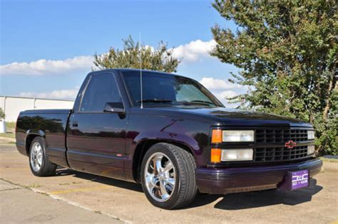 1990 Chevy 454 Ss Custom Pickup, 43k Miles, Super Clean