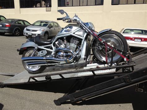 Tow A Bike Motorcycle Mover
