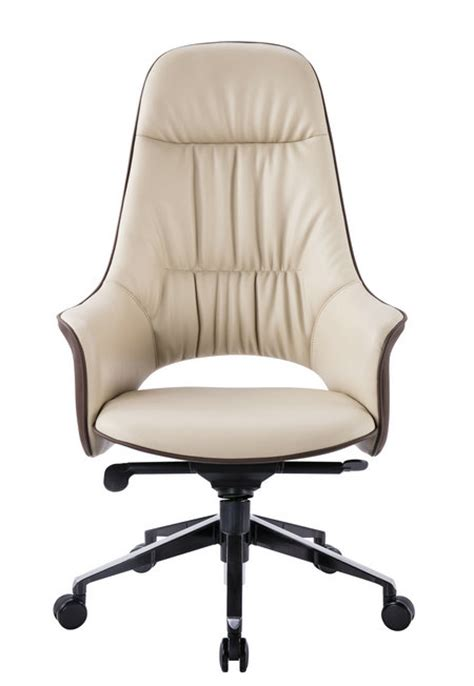 Office Star Chairs Singapore by Singapore Luxury Brown Genuine Leather Manager Executive