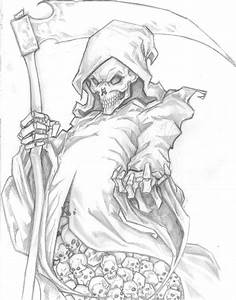 Grim Reaper by ChrisOzFulton on DeviantArt