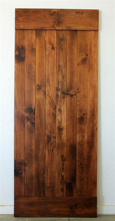 staining pine doors 17 best images about signature barn doors on